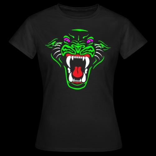Panther logo tshiret png - Women's T-Shirt