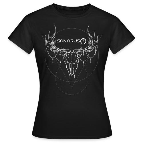 Sonorus7 Skull - Frauen T-Shirt