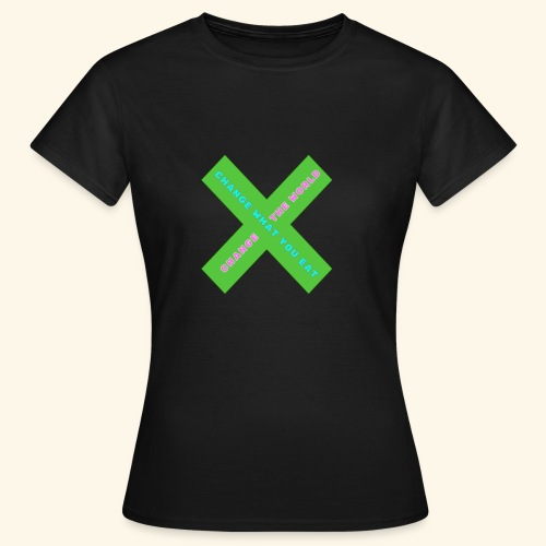 Vegan Day Tshirt - Women's T-Shirt