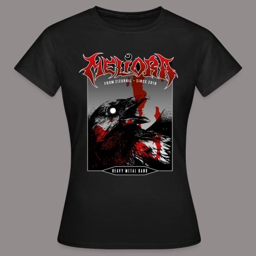 MELIORA REBEL - Camiseta mujer