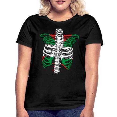 Basqueleton - Camiseta mujer