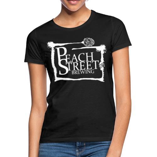 Peach Street Brewing Loggo - T-shirt dam