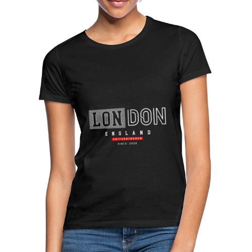 London England United Kingdom - Frauen T-Shirt