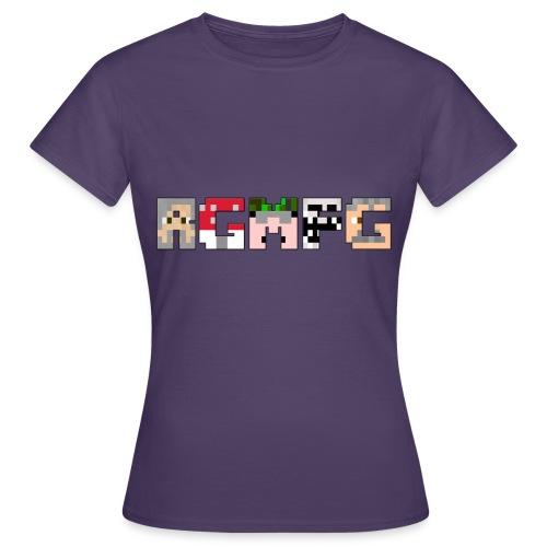 BG png - Dame-T-shirt