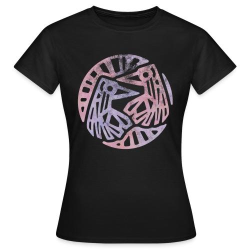 Crow-Girl Emblem - Women's T-Shirt