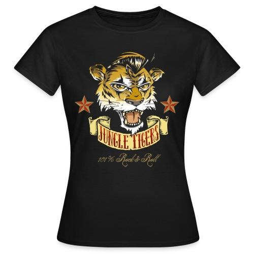 jungletigersdibujo2ok - Women's T-Shirt