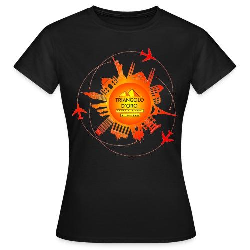 Mondo - Maglietta da donna