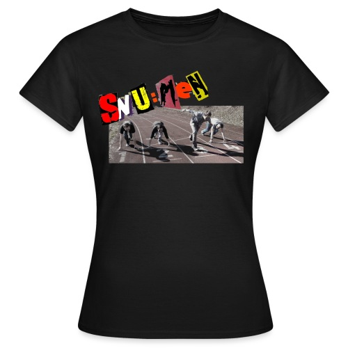header2 - Frauen T-Shirt