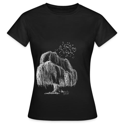 treewhite - Frauen T-Shirt