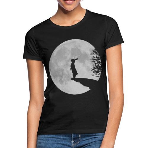 Wolfinchen hase kaninchen häschenosterhase bunny - Frauen T-Shirt