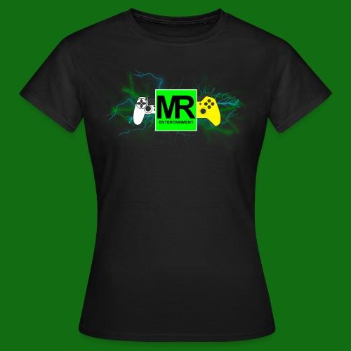 MRE Logo + Controller - Frauen T-Shirt
