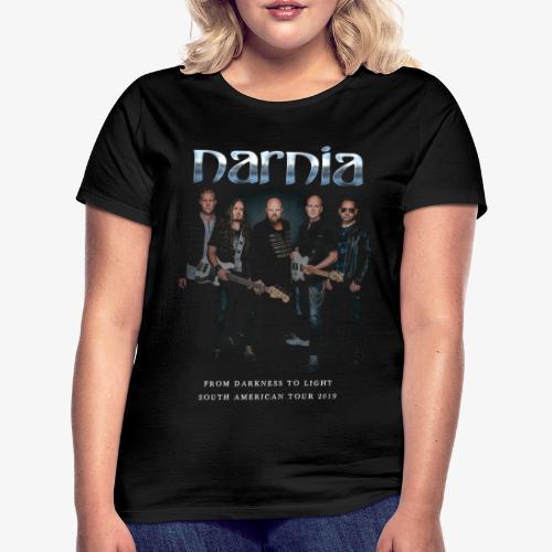 Narnia South American Tour 2019 T-shirt - Women's T-Shirt
