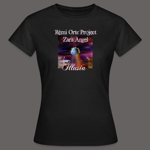 Illusia - T-shirt Femme