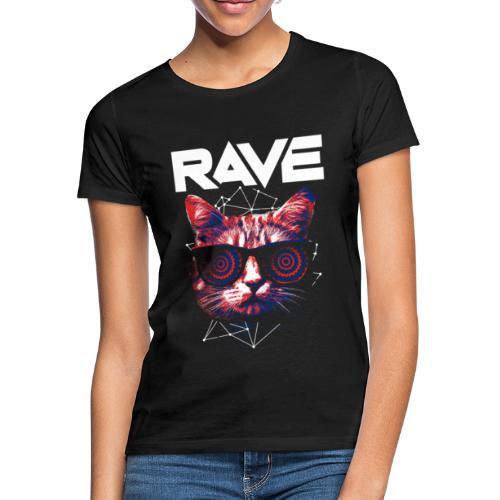 Ravecat - Frauen T-Shirt