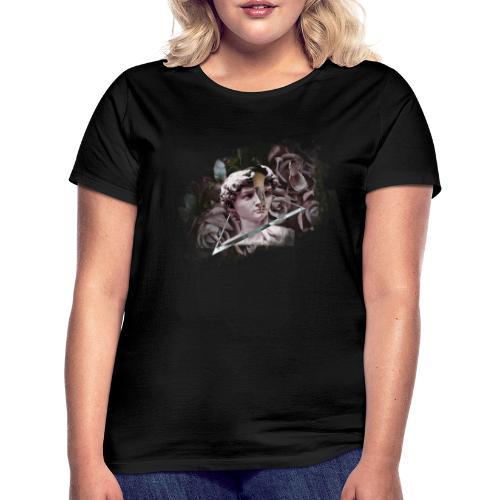 camisa david - Camiseta mujer
