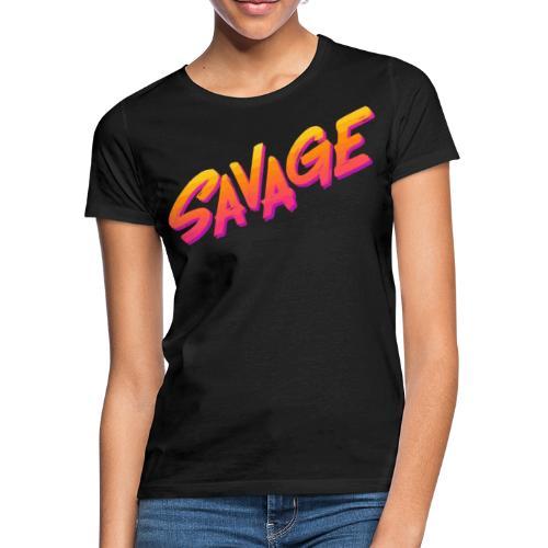 SAVAGE - Maglietta da donna