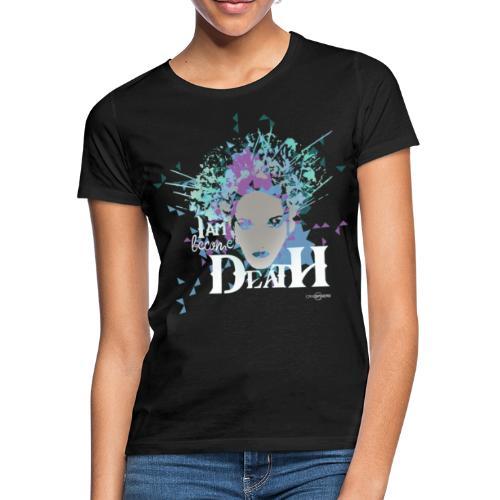Kali + - Dame-T-shirt
