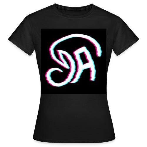 Swedish Art Glitch Collection - T-shirt dam