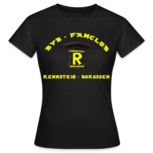 rbgelb - Frauen T-Shirt