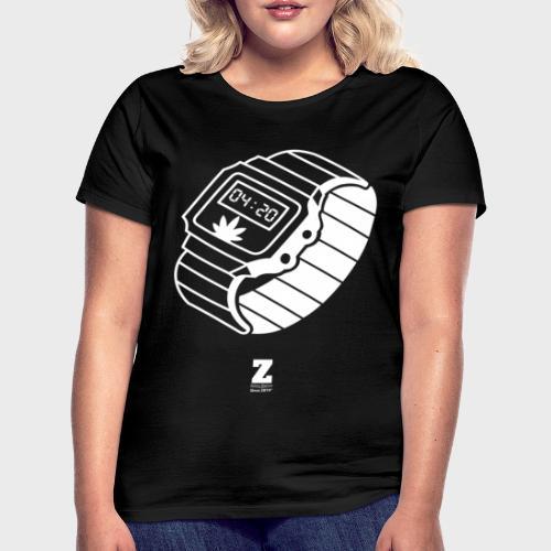 Zebra Nation (420) Collection - Women's T-Shirt