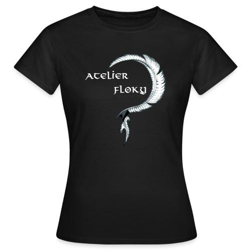 ATELIER FLOKY - T-shirt Femme