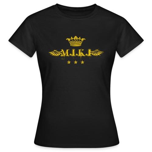 tshirtgelb - Frauen T-Shirt
