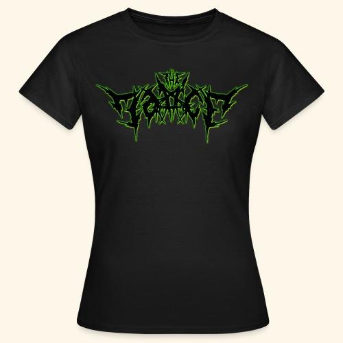 LogoInGreen - T-shirt dam