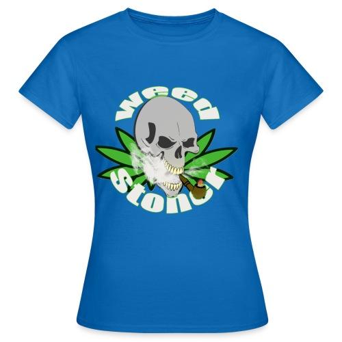 weed stoner - T-shirt Femme