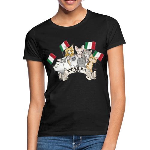 Esposizione feline Italia - Maglietta da donna