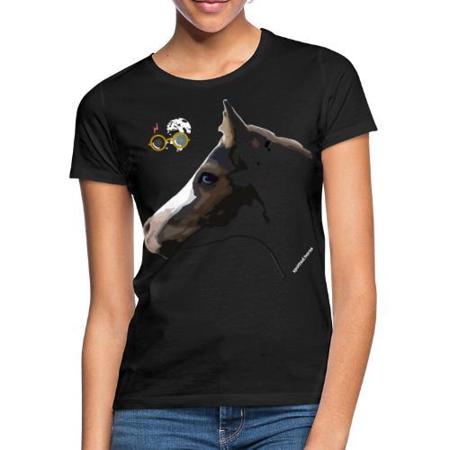 Spotted.Horse Appaloosa Colt - Maglietta da donna