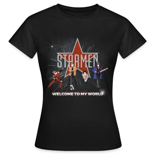 Starmen - Welcome To My World - Women's T-Shirt