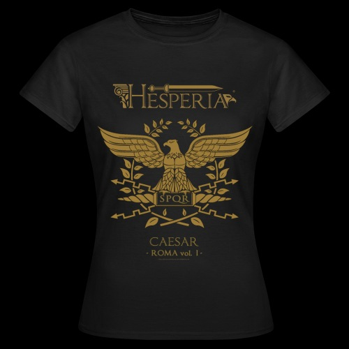 Roman Eagle (designed by Hesperus) - Women's T-Shirt