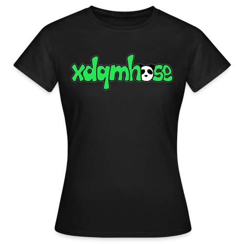 xdqmhose - Frauen T-Shirt