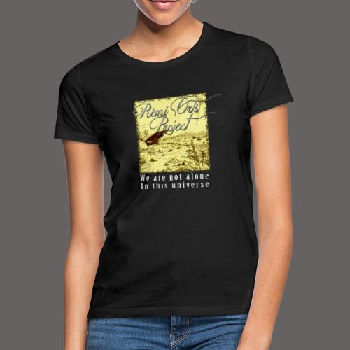 we-are-not-alone - T-shirt Femme