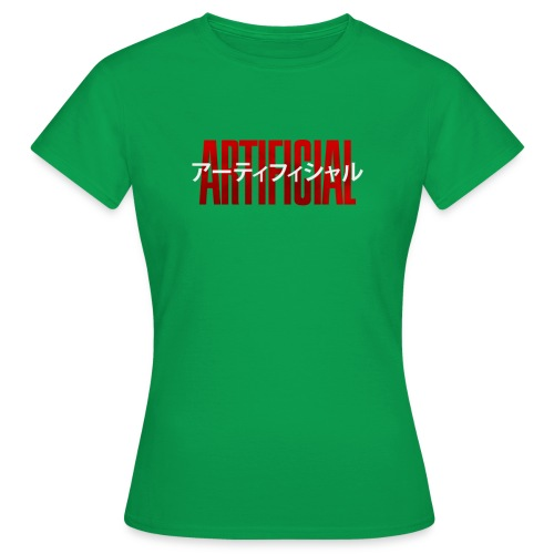 Artificial Logo - Women's T-Shirt
