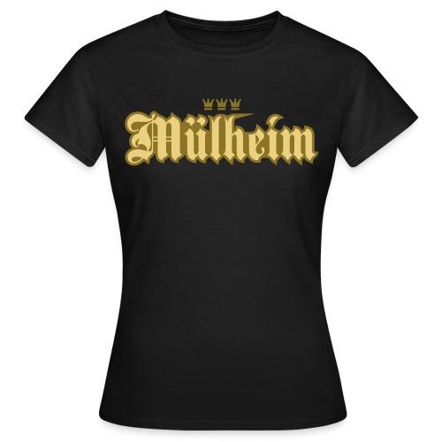 Mülheim (kölsches Veedel) - Frauen T-Shirt