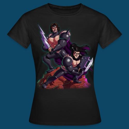 Ben and Bob 1 - T-shirt Femme