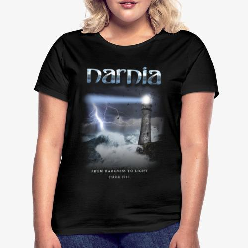 Narnia From Darkness to Light Tour 2019 - Women's T-Shirt