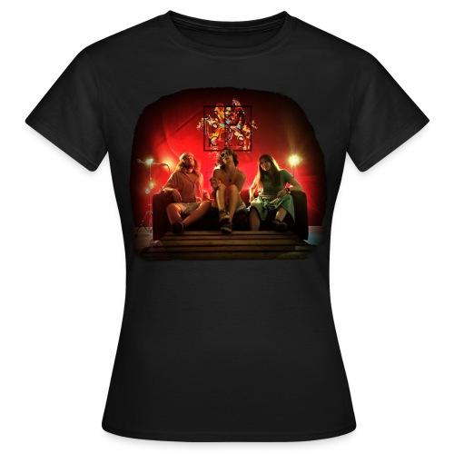 IN DA CLUB - T-skjorte for kvinner