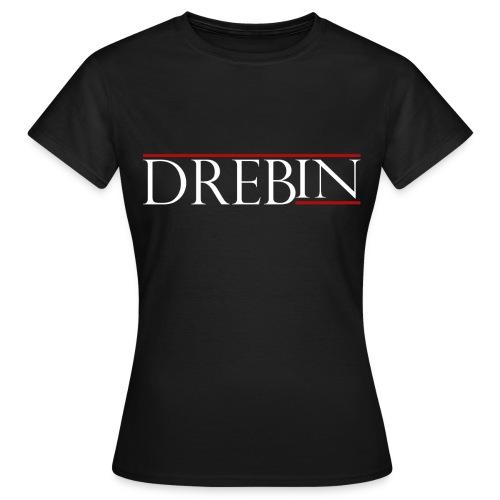 drebin2 png - Frauen T-Shirt