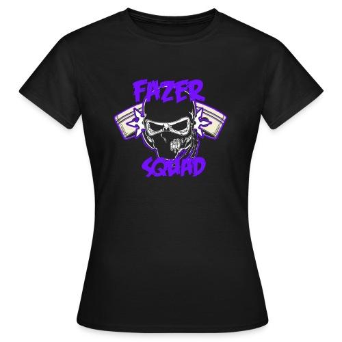 fazersquad7 gif - T-shirt Femme