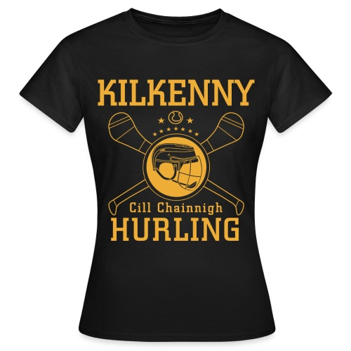 kilkenny hurling - Women's T-Shirt