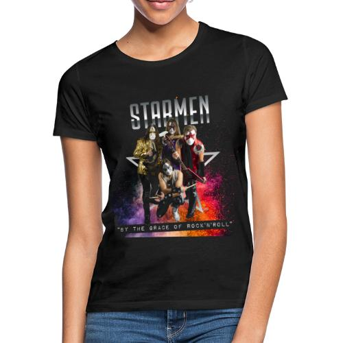 Starmen - By The Grace Of Rock'n'Roll - Women's T-Shirt