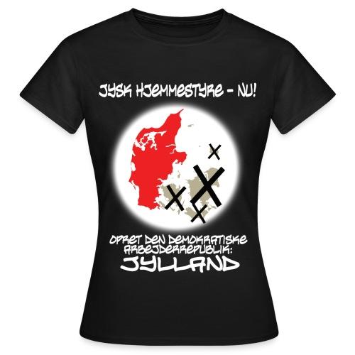 jyskhjemmestyre - Dame-T-shirt