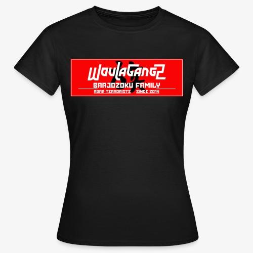 WoulaApparel - T-shirt Femme