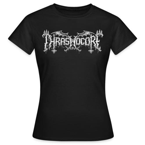 Trasho_Blanc - T-shirt Femme