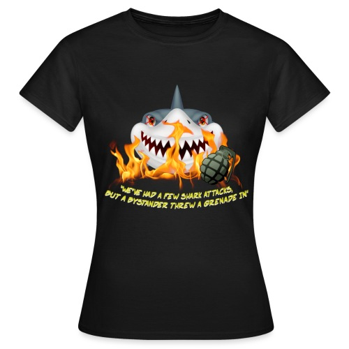 Bystander - Women's T-Shirt