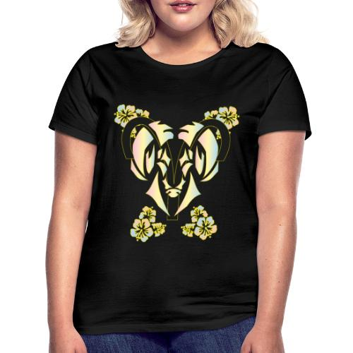 Aries Design - Frauen T-Shirt