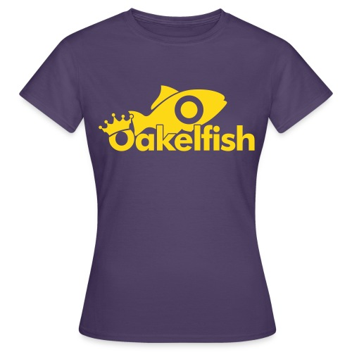 Oakelfish fish - Women's T-Shirt