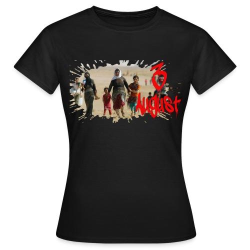 3 8 2014 gif E - Frauen T-Shirt